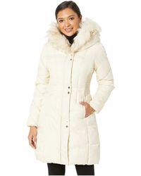 8cbf9cbf3 Lyst - Seraphine Super-warm Down Maternity Winter Coat