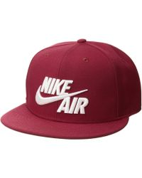 e6778c6eaae Lyst - Nike Futura True 2 Snapback Cap in White for Men