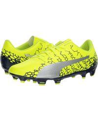 PUMA - ''s Evopower Vigor 4 Graphic Fg Football Boots - Lyst
