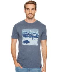 Mountain Khakis - Snowy Graze T-shirt - Lyst