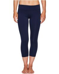Reebok - Speedwick 3/4 Tights - Lyst