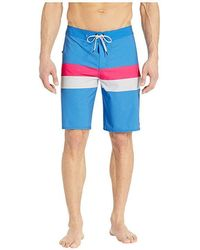 c6d4fed440 Quiksilver - Highline Seasons 20 Boardshorts (malibu) Swimwear - Lyst