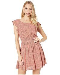 5623134c O'neill Sportswear - Thompson Dress (rose Dawn) Dress - Lyst