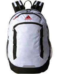 11e303fff8 adidas - Excel Iv Backpack - Lyst