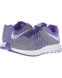 Lyst Nike Zoom Winflo 3 in Purple