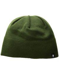3fe9cc1407f Smartwool - The Lid Hat - Lyst