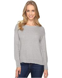 Mod-o-doc - Fully Fashion Sweater Side Zip Sweater - Lyst