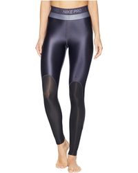 Nike - Pro Hypercool Glamour Tights - Lyst