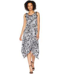Lauren by Ralph Lauren - Pure Cotton Jersey Maxi Dress - Lyst
