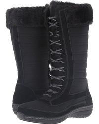 Aetrex - Berries Tall Lace-up Boot - Lyst