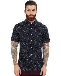 7 Diamonds   Ride Out Short Sleeve Shirt   Lyst