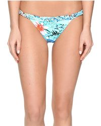 6 Shore Road By Pooja - Domingo Moderate Bikini Bottom - Lyst