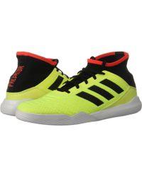 986ed9cd2a9 adidas Predator Tango 18.3 Indoor Soccer Shoe in Yellow for Men ...