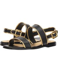 583f66276720 Lyst - Tory Burch Jolie Toe Ring Sandal in Brown