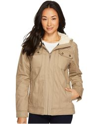 Cinch - Hooded Canvas Jacket - Lyst