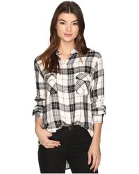 BB Dakota - Ebson Plaid Shirt - Lyst