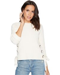 Bishop + Young - Side Lace-up Pullover - Lyst
