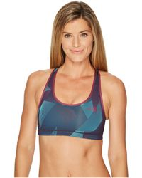 The North Face - Versitas Fearless Printed Bra - Lyst
