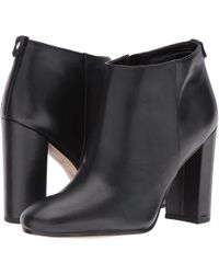 d771039ab Sam Edelman - Cambell Leather Ankle Boots - Lyst
