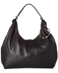 92e1156660fe Lyst - Ivanka Trump Mercer Tote in Black