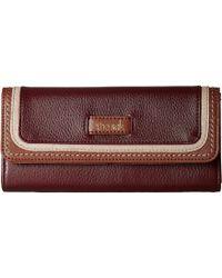 The Sak - Iris Flap Wallet - Lyst