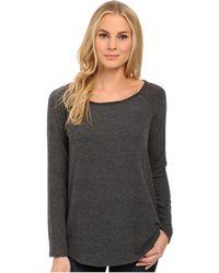NYDJ - Cozy Sarah Sweat Shirt - Lyst