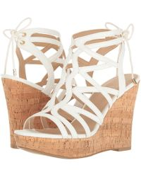 b3a3f872510 Lyst - Guess Harlee in White