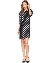 f431b997ee Vince Camuto Tropical Shadows Maxi Slip Dress (rich Black) Dress in Black -  Save 51% - Lyst