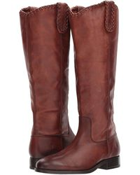 Frye - Melissa Whip Tall - Lyst