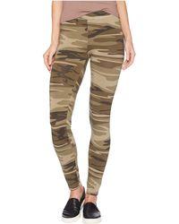 Alternative Apparel - Printed Skinny Legging - Lyst