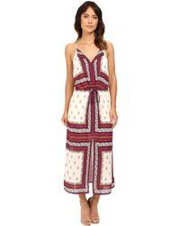 Sanctuary - Midsummer Midi Column Dress - Lyst