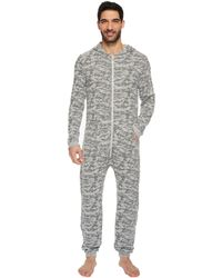 Kenneth Cole Reaction - Cozy One-piece - Lyst