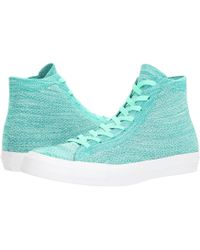 1f1cfd317489 Lyst - Converse Chuck Taylor All Star X Nike Flyknit Low Top Shoe in ...