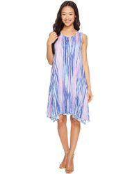 Nally & Millie - Printed Reversible Dress - Lyst