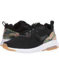 d8fd8e2ca4dc Lyst - Nike Air Max Motion Lw Premium Sneaker in Black for Men