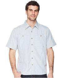 Mountain Khakis - Trail Creek Short Sleeve Shirt - Lyst