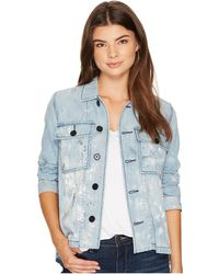 Lucky Brand - Utility Shirt Jacket - Lyst