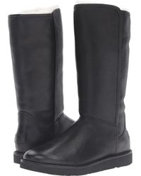 UGG - Abree Ii Leather - Lyst