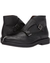 Eleventy - Double Monk Boot - Lyst