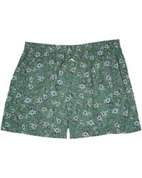 Tommy Bahama - Big Printed Island Washed Cotton Woven Boxer - Lyst