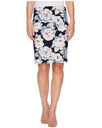 395234fd74 Karen Kane Faux Leather Maxi Skirt in Black - Lyst