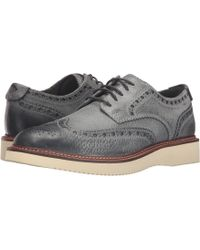 Sperry Top-Sider - Gold Lug Wingtip Brogue Oxford - Lyst