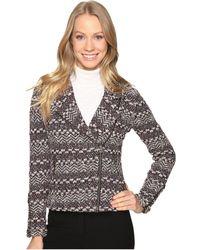 Lucky Brand - Moto Sweater - Lyst