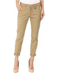 Jag Jeans - Dana Tapered Boyfriend Chino Pant In Bay Twill - Lyst