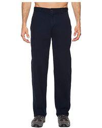 Woolrich - Vista Point Eco Rich Pants (deep Indigo) Casual Pants - Lyst