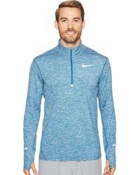 Nike - Dry Element Long Sleeve Running Top - Lyst