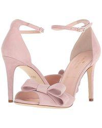 7c755baab60e Kate Spade - Ismay (sweet Pink) Shoes - Lyst