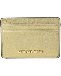 MICHAEL Michael Kors - Card Holder - Lyst