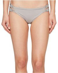 Dolce Vita - Solids Bottom With Macrame Side Inserts - Lyst