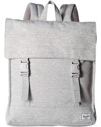006eec830f Lyst - Herschel Supply Co. Survey Backpack in Black